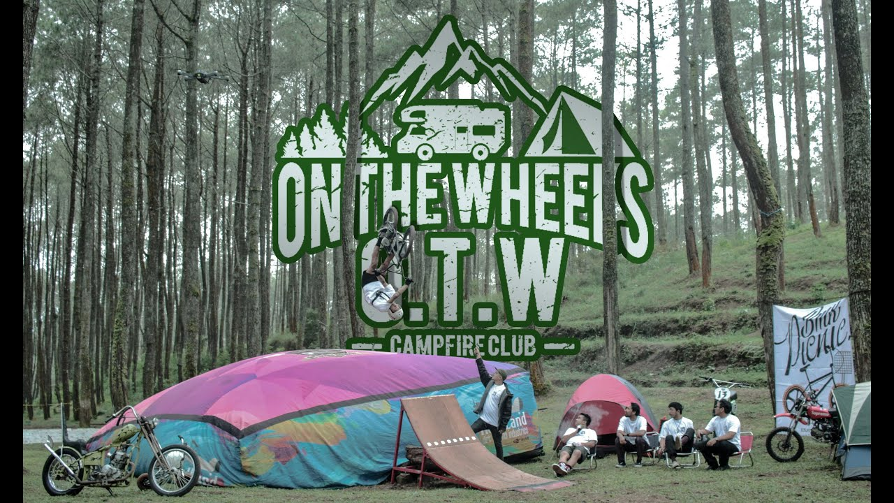 On the wheels | forest airbag #S1 EP1