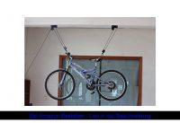 ▶️ P4B | Fahrrad BIKE LIFT XXL STRONG | Zur Deckenmontage | Hebelast bis 57 kg | Leichtgängiger Sei