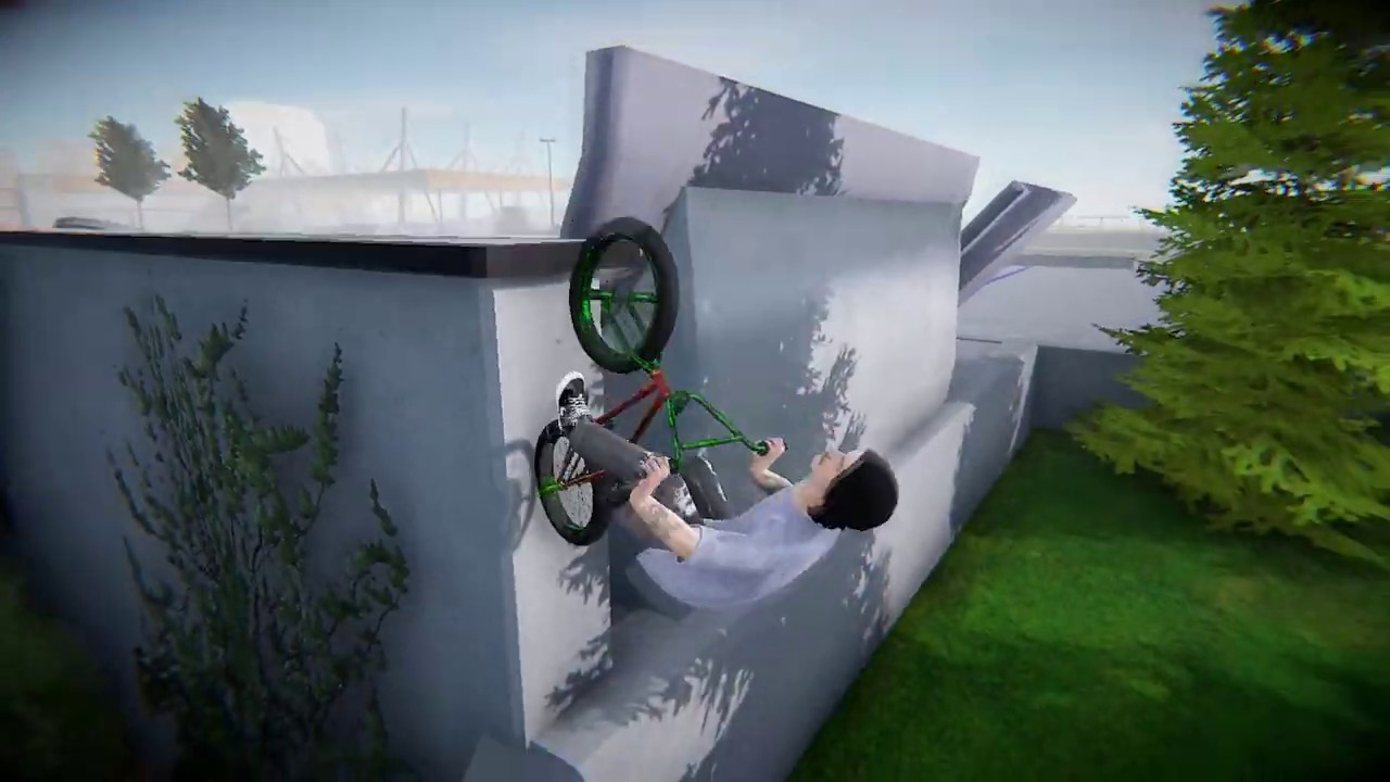 PIPE By Bmx Streets | Back To The TCC