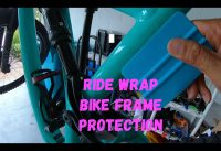 Ride Wrap Bike Protection Install and Review