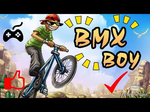 Saltando no jogo (BMX boy) by eletro'hubble