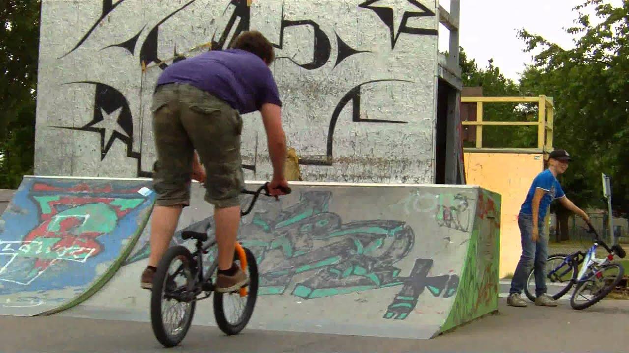 Short BMX Clip