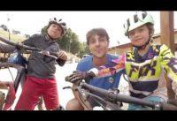 Técnicas em Mountain Bike MTB - Training Camp - Bernardo Cruz & Leo Mattioli - Bike Park Chácara