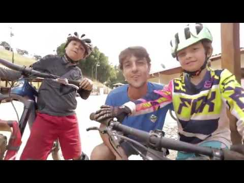 Técnicas em Mountain Bike MTB - Training Camp - Bernardo Cruz & Leo Mattioli - Bike Park Chácara