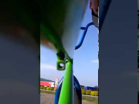 Test Kamery Huawei Y6 w BMX