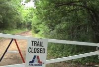 The Best Mountain Bike Trail - Arlington, Texas