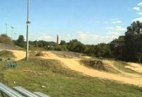 The Hill bmx track oldschool bike shootout 9/17/11