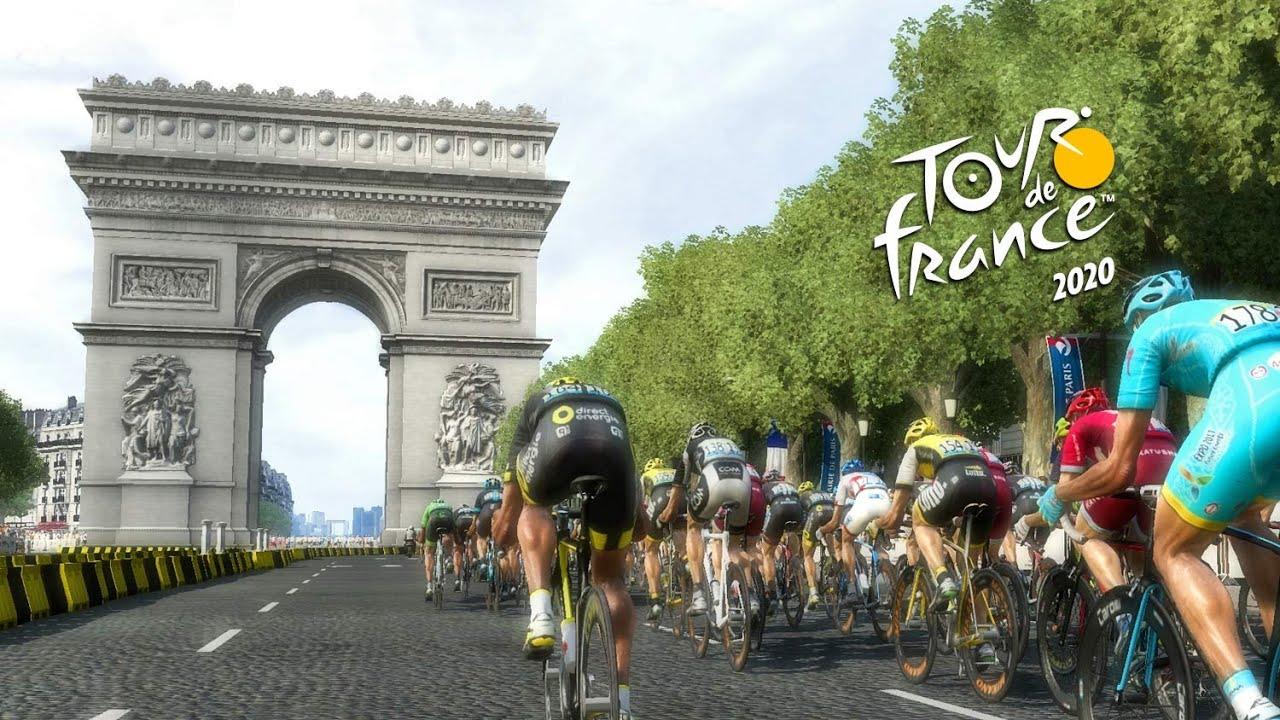 Tour de France 2020 - Trailer