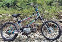 Trend BMX mesin motor