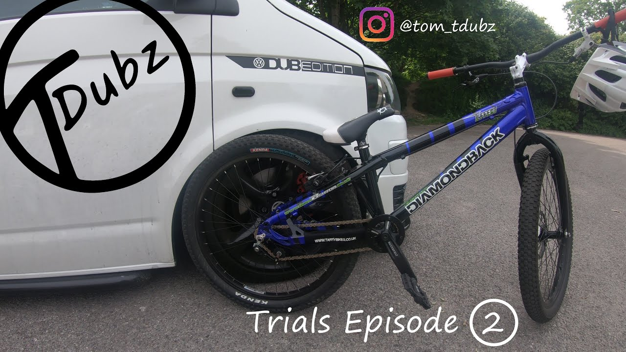 Trial Episode 2 'front and rear wheel manual lift'