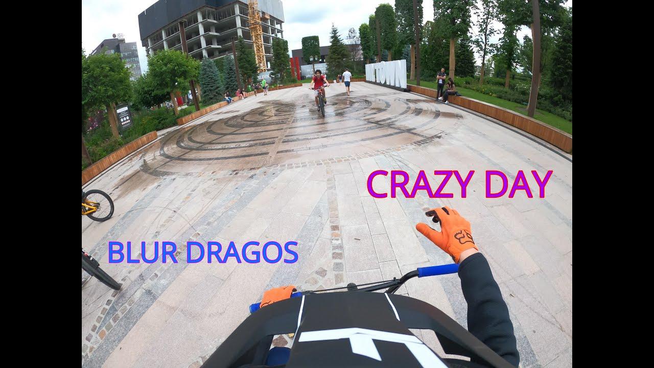 URBAN BMX FREERIDE-CRAZY JUMPS