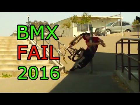 Ultimate BMX Fails Compilation #1 || MegaFail