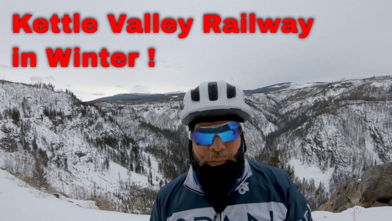 XC Mountain bike ride - Kettle Valley Railway
