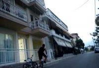 bmx in stathmos (street)
