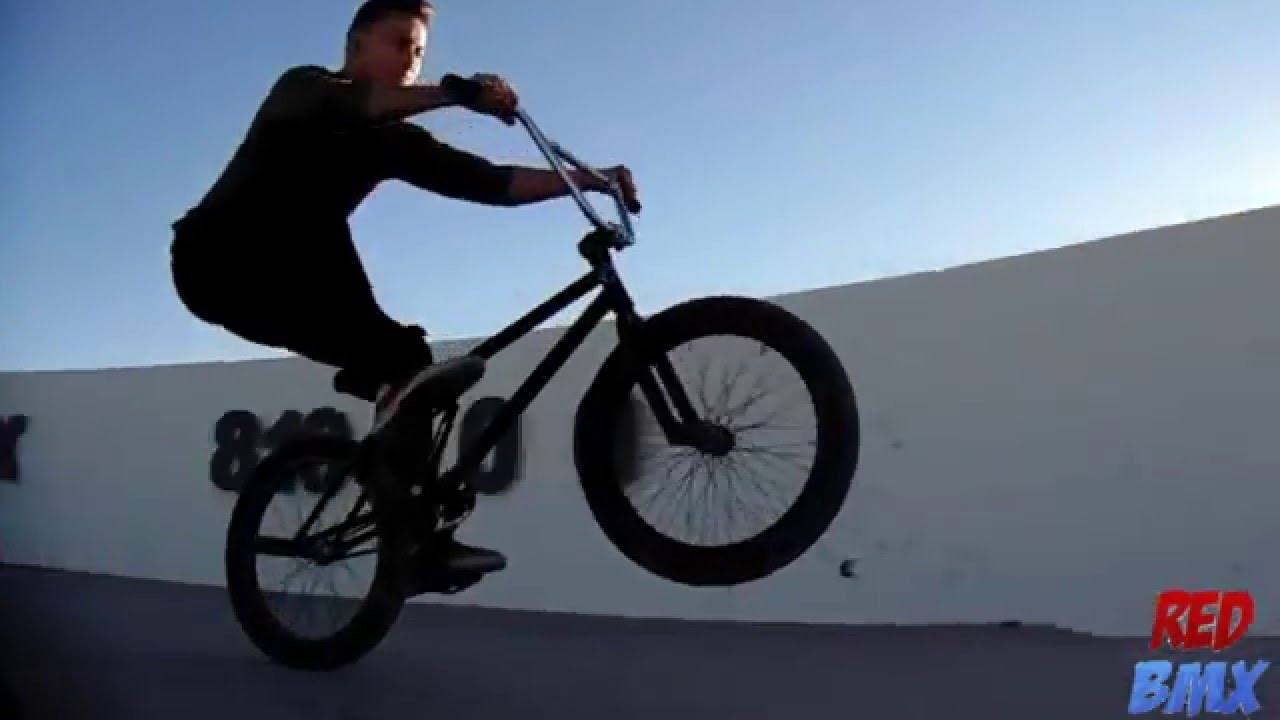 bmx street segunda parte ( video Offcial RED BMX )