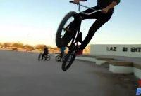 bmx street tercer parte ( video Official RED BMX )