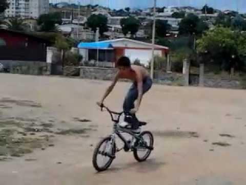 caidas en BMX