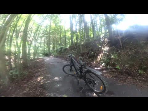 eMTB test ride