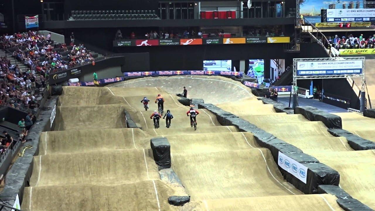 2014 07 23 WK BMX Rotterdam 3e manche race 01