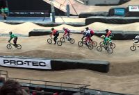 2014 07 23 WK BMX Rotterdam kwart finale race 07