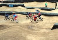 2014 07 23 WK BMX Rtd cruiser halve finale race 11