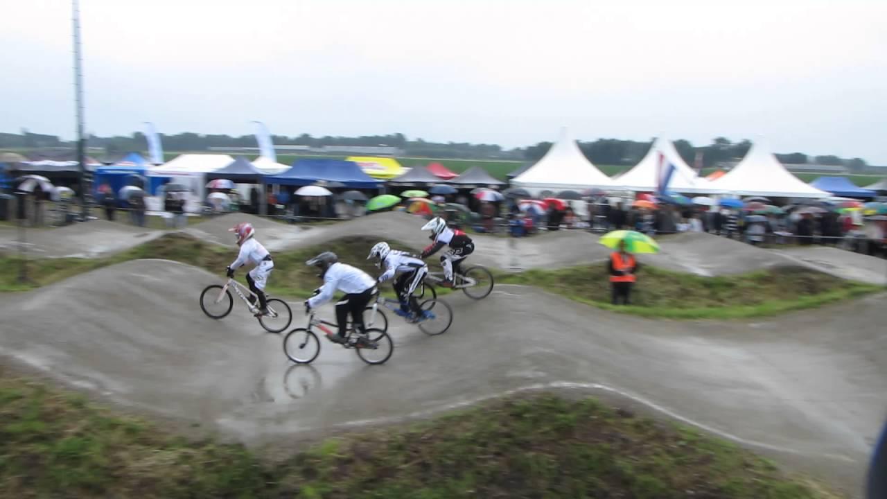2016 06 05 AK 6 Volkel  race 28 B finale Boys 12  BMX Zuid Kampioenschap