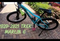 2020-2021 Trek Marlin 6 Mountain Bike Preview