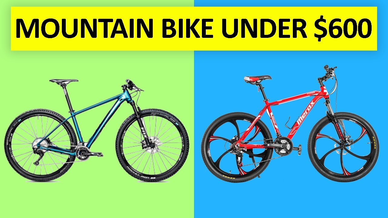 5 Best Mountain Bike Under $600 | Our Top Pick 2020