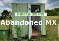 Abandoned MX Track in Shrewsbury.- Shropshire MTB