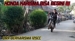 BMX Berkarisma Part II (Build Bmx Engine 125cc)