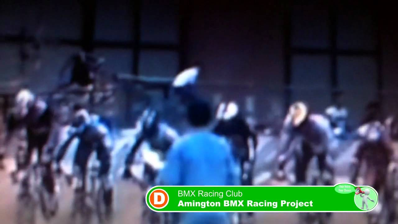 BMX Racing Club - Amington BMX Racing Project