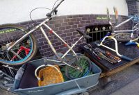 Barn find BMX Bike GT and Redline 1983 er