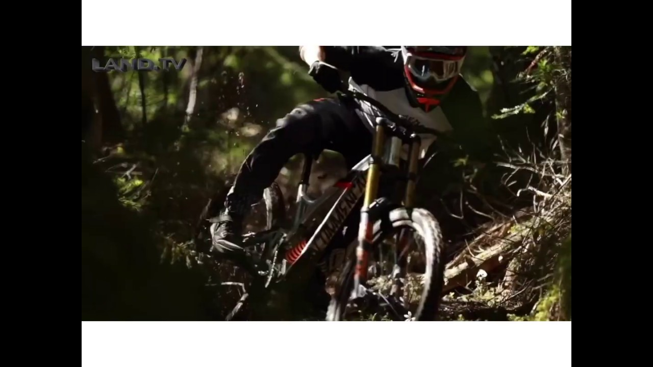 Best Downhill Mountain Bike Riding!!!