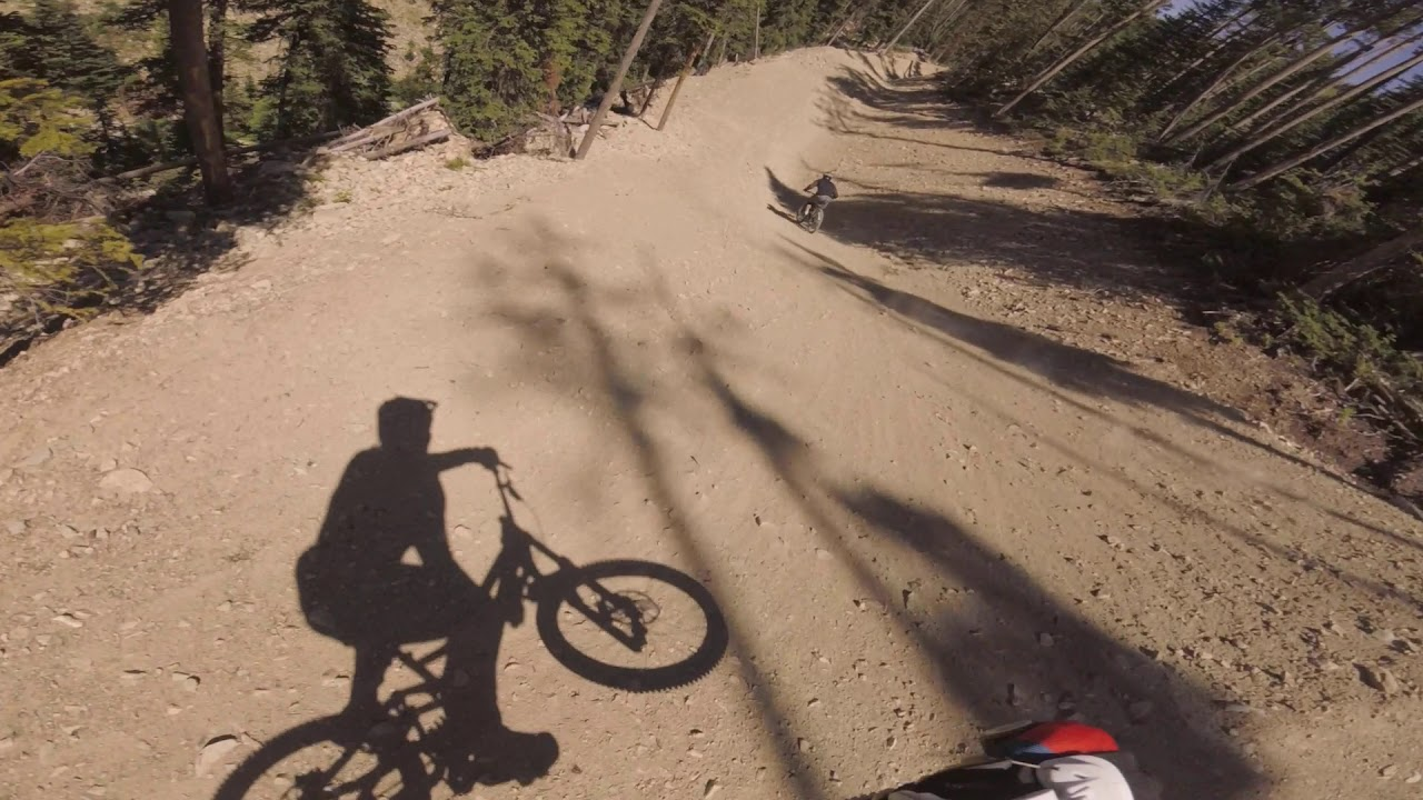 Big Sky Resort - Mountain Bike Park - Ninja Marmot - POV - July 2020
