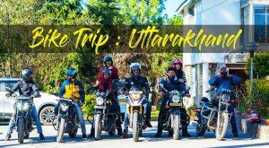 Bike Trip in Uttarakhand's Kumaoun region | Nainital, Bhimtal, Ranikhet, Almora | TheSearchingSouls