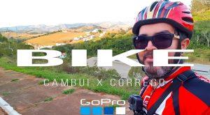 Bike em Cambui Minas gerais