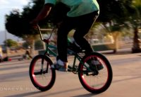 CHINO BMX TALWHIP SLOWMOTION