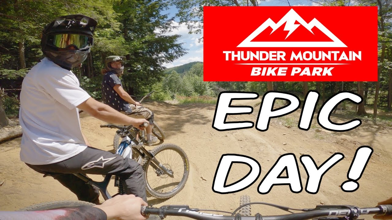 C.O.T.L. - Riding the Best Trails at Thunder Mountain Bike Park