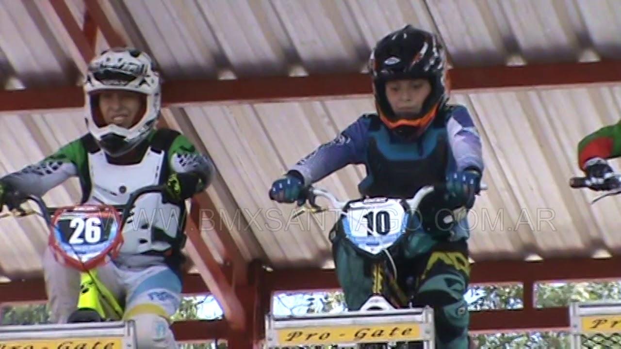 Categoria Novicios 2 fecha Torneo Anual 2018 BMX  2 Manga 19 de Marzo Asabi