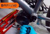 DIY: Building an e-Bike with Bafang BBS02b mid-drive motor Kit and a Mountain-bike: less than 700 $