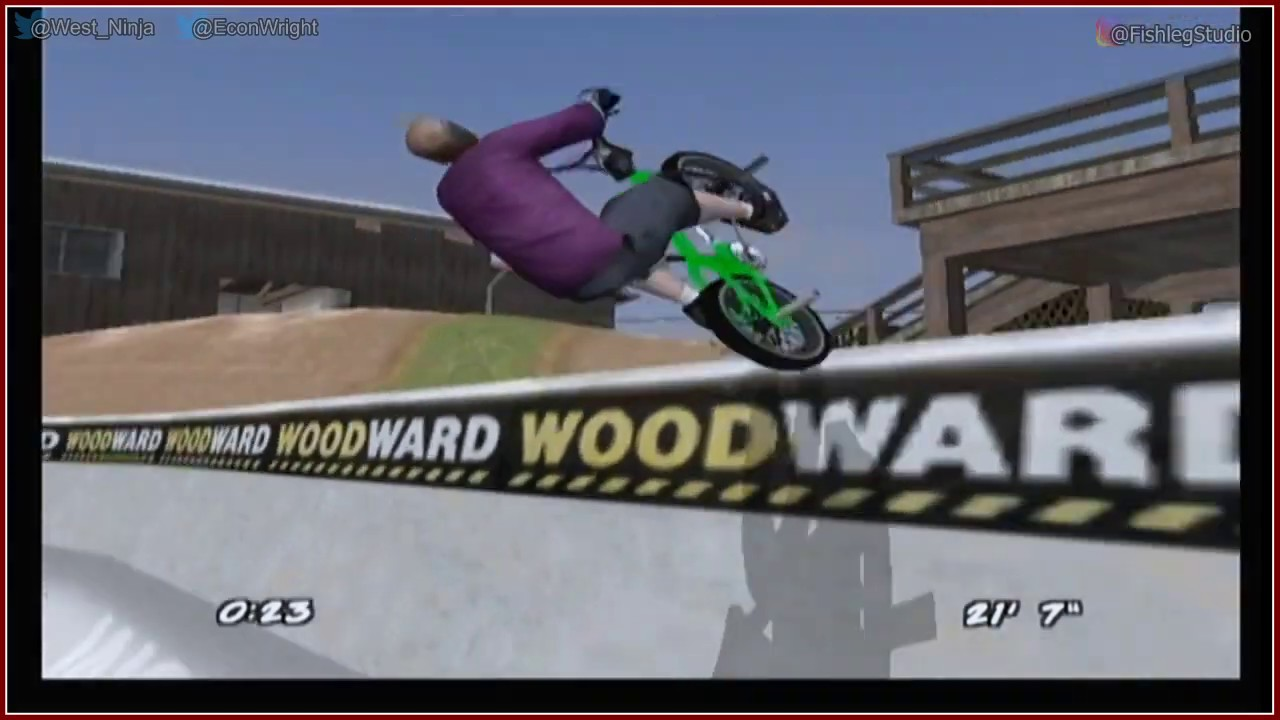 Dave Mirra Freestyle BMX 2 [5] - Play Together