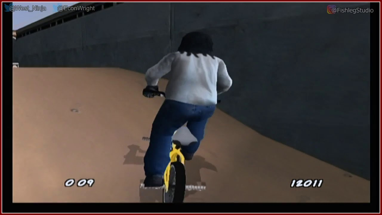 Dave Mirra Freestyle BMX 2 [7] - Play Together