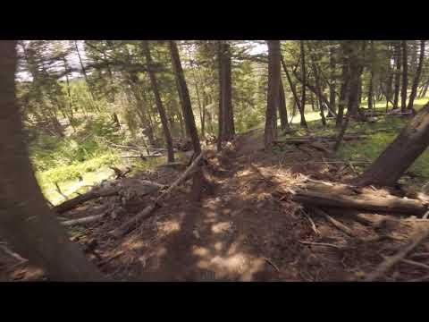 Discovery Bike Park - Moto Line - Mountain Biking - POV - July 2020