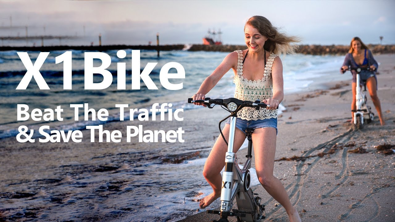 Electric Bike X1 Vehicle
