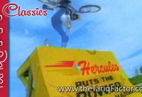 Hercules BMX bikes Pak TVCs - Tariq's PTV Classic Ads 1988