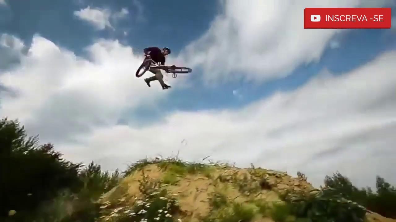 IMPOSSÍVEL - MANOBRAS DE BMX