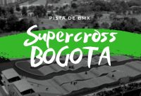 La PISTA de SUPERCROSS Bogota, TODA UNA REALIDAD?