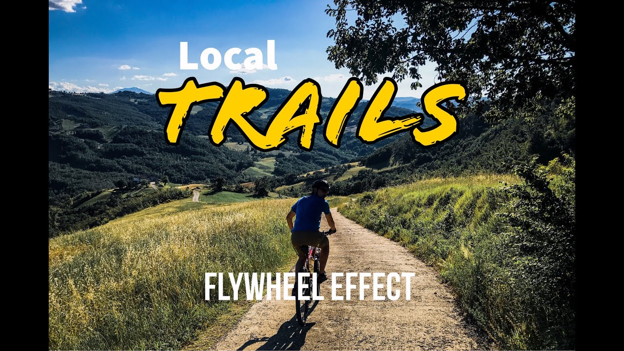 Local Trails in MTB - Montese