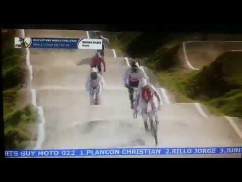 MUNDIAL BMX ZOLDER CRUCEROS 2015