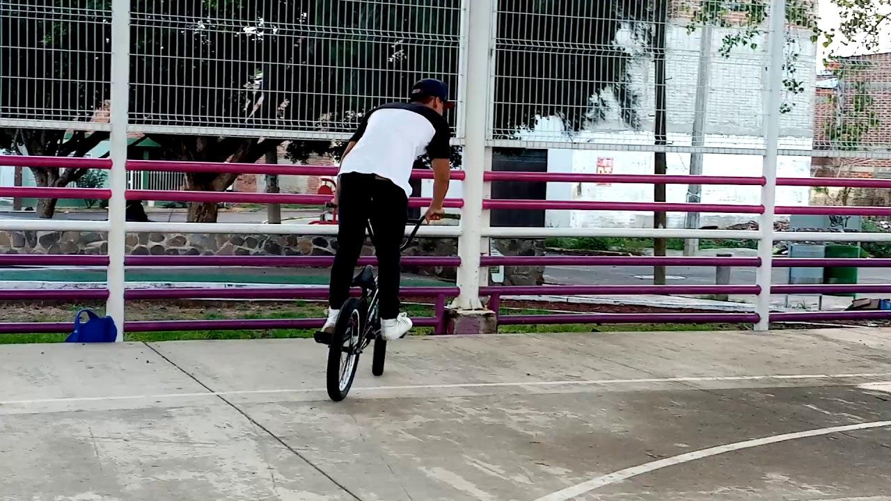 PRIMER VIDEO DE BMX 2020